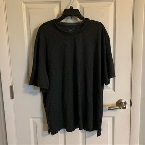 Men's Van Heusen Dark Gray Tee